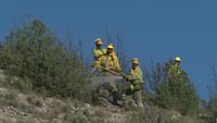 Martínez apuesta por la profesionalización de los bomberos