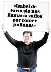 El historiador Eduardo Juárez.