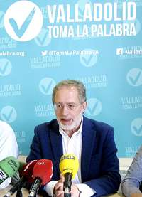 Saravia encabeza la lista de VTLP al Ayuntamiento