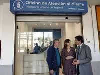 La nueva oficina de Avanza, lista para abrir el 1 de abril