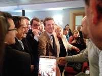 El PSOE critica el tono de la visita de Casado a Soria