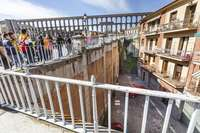 Sin plazos para el derribo de un edificio de la calle Gascos