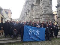 Los abogados se movilizan por impagos del Turno de Oficio