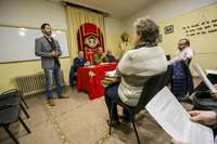 La Cristología centra la tercera Cátedra González Francés