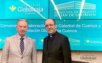 Globalcaja, con la Academia de Órgano 'Julián de la Orden'
