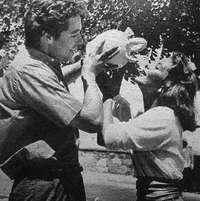 Gulliver y su novia en Toledo