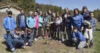 El Arboreto de Valonsadero cuenta con 1.600 especies