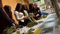 Despertar la vocación de futuros ambientólogos y bioquímicos