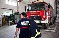 Más de 1,7 millones para 19 parques de bomberos voluntarios