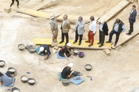 Guirado califica el modelo de Atapuerca como ejemplar