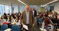 El vicepresidente, portavoz y consejero de Transparencia, Ordenación del Territorio y Acción Exterior, Francisco Igea, participa en un acto homenaje a la Constitución Española.