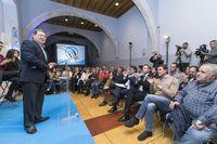 36 burgaleses acuden a la Convención Nacional del PP
