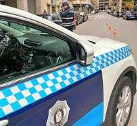 La Policía Local localiza a un conductor sin carné