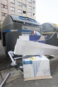 La recogida de papel y cartón se incrementa un 3,3%