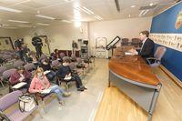 """Lacalle denuncia """"la parálisis"""" del nuevo Ayuntamiento"""