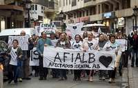 Aumentan un 40% las manifestaciones en Albacete