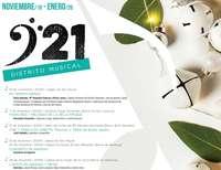 '921 Distrito' repartirá cinco conciertos por la ciudad