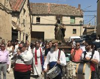 Basardilla festeja a San Bartolomé