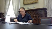 Serrano atribuye el cierre de Worten a la matriz