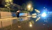 Valladolid recupera la normalidad tras la tromba de agua