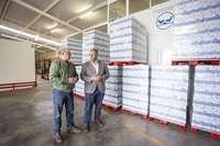 Mercadona realiza una donación al Banco de Alimentos