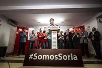 El Ayuntamiento de Soria sigue siendo masculino