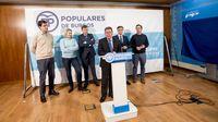 Vázquez lamenta que la campaña sea en clave nacional