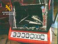 Detenido por simular el robo de la recaudación de máquinas