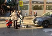 Heridos dos peatones y dos ciclistas en las ultimas horas