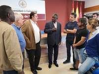El campus de Soria llevará sus conocimientos a Guinea Bissau