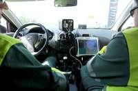 El control de velocidad en la carretera deja 450 multas