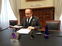Trámite para elegir a Rey candidato a presidir Diputación