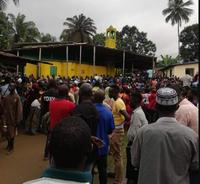 Mueren 27 niños por un incendio en una escuela de Liberia