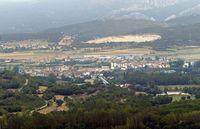 Vista panorámica de la localidad.