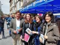 Andrea Levy urge a actuar contra la despoblación