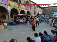 Medinaceli vuelve al medievo