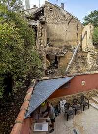 Denuncia riesgo para los peregrinos en Castrojeriz