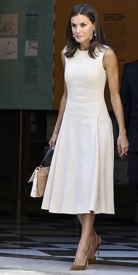 La reina Letizia visitará el Creer el próximo viernes
