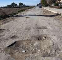 La 'batalla' contra el deterioro de vías