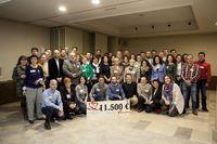Los madrugadores de BNI organizan su segunda cena solidaria