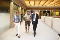 CaixaBank aporta 40.000 para formar monitores de Atapuerca