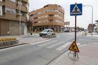 La carretera de Jaén dispondrá de carril bici a ambos lados