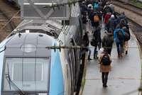 Tercera jornada de huelga en Francia por las pensiones
