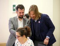 PSOE y Podemos exigen al PP actuar contra su diputado leonés