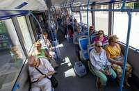 Confían en volver a cinco millones de viajes en el autobús