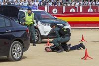 La Guardia Civil se abre a la ciudad