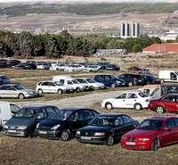 Dan un mes a los dueños de 103 coches para retirarlos
