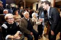 Tudanca pone en valor el proyecto de «abnegación» del PSOE