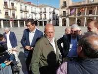 Igea reta a Mañueco a hablar de sanidad