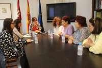 Blanca Fernández destaca la «valentía» de 'María de Padilla'